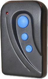 24711 590901 Tr300 Stanley Secure Code Garage Door Remote