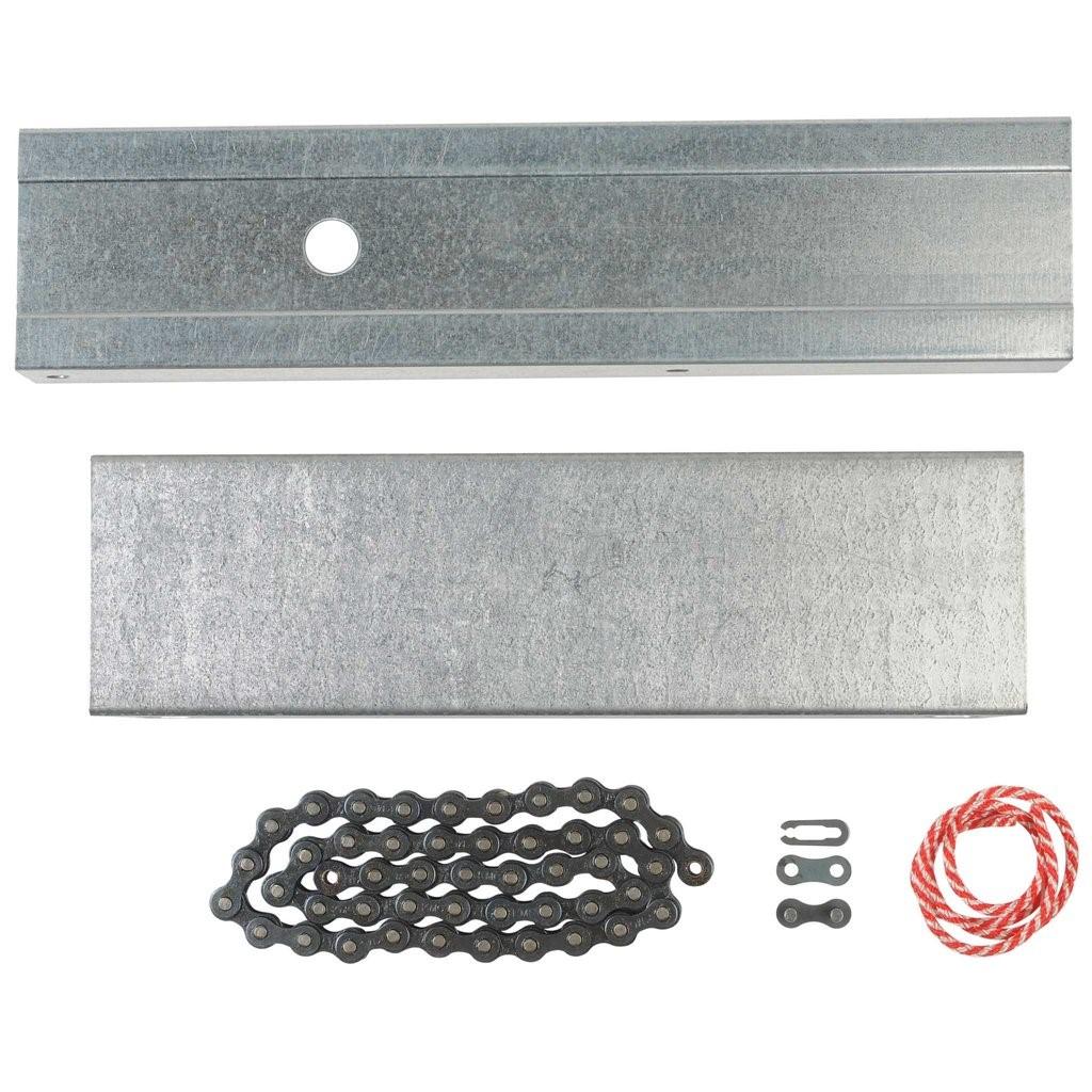 37301r Genie Chainmax Chain Drive Rail Extension Kit