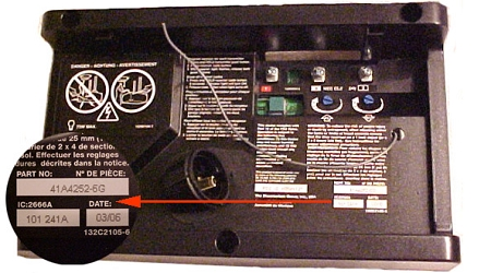 41a4252 6g Liftmaster Logic Board