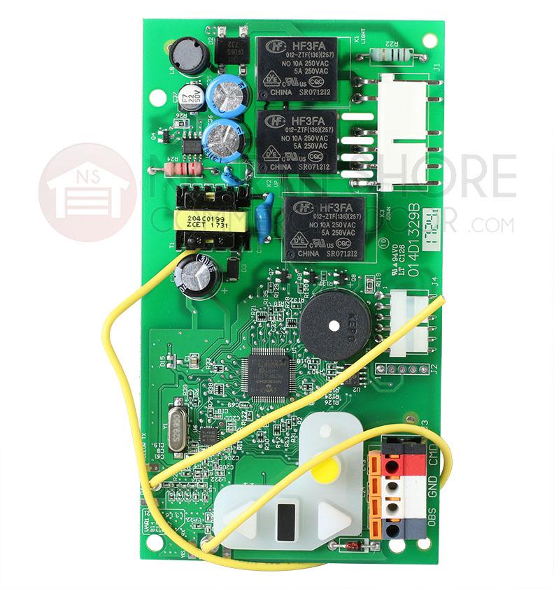 Liftmaster 45act 41d7675 Logic Board