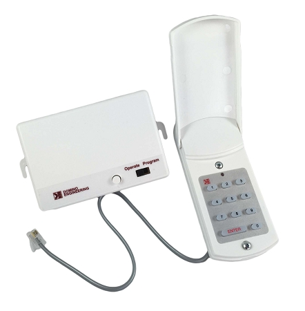 Domino Gd 1 Wired Keypad For Garage Door Openers