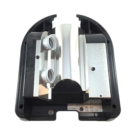 Genie 34109s excelerator motor cover black for Genie garage door opener motor