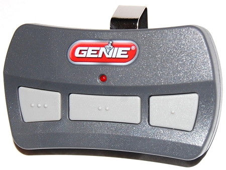 Gitr 3 Genie 3 Button Intellicode Remote