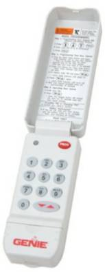 Gwkp Genie Wireless Keypad Intellicode Code Dodger Units