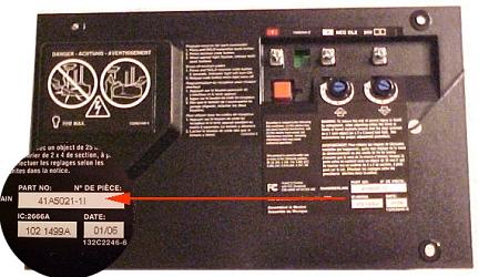 liftmaster 41a5021 1i logic board assembly. Black Bedroom Furniture Sets. Home Design Ideas