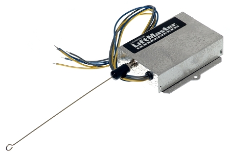 423lm Liftmaster 3 Channel Coaxial Receiver 390mhz