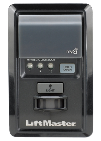888lm Liftmaster Myq Wall Console Control Panel
