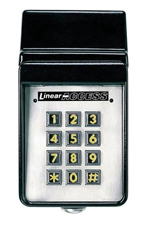 Mdkp Linear Exterior Wireless Keypad 250 Ft Range
