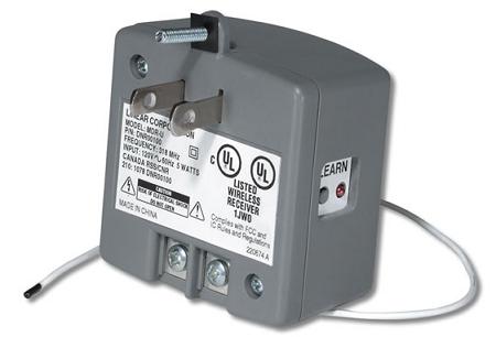 Mdr U Linear Plug In Receiver One Channel