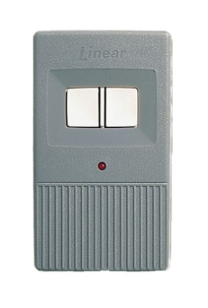 Mct 2 Linear Megacode 318mhz 2 Button Remote Mdt 2a